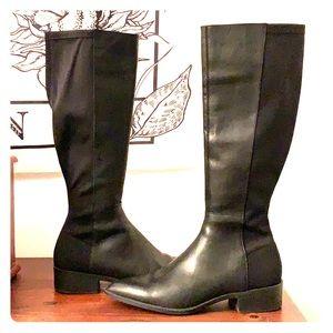 Steve Madden Heath knee high boots size 9